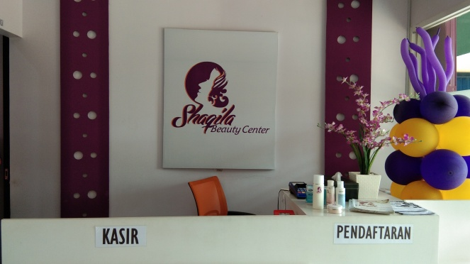 Shaqila Beauty Center Semarang