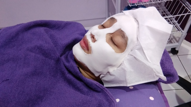Treatment Oxy Facial