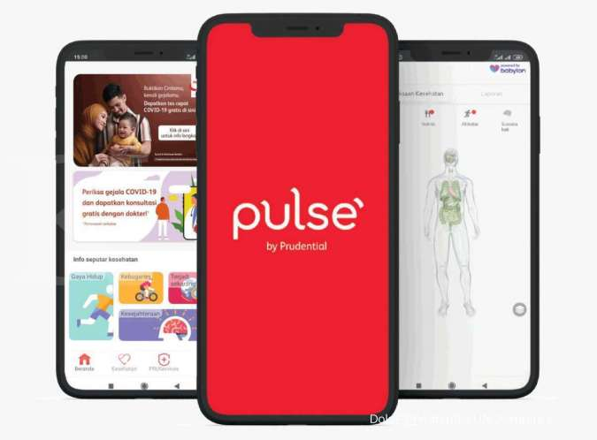 aplikasi Pulse by prudential