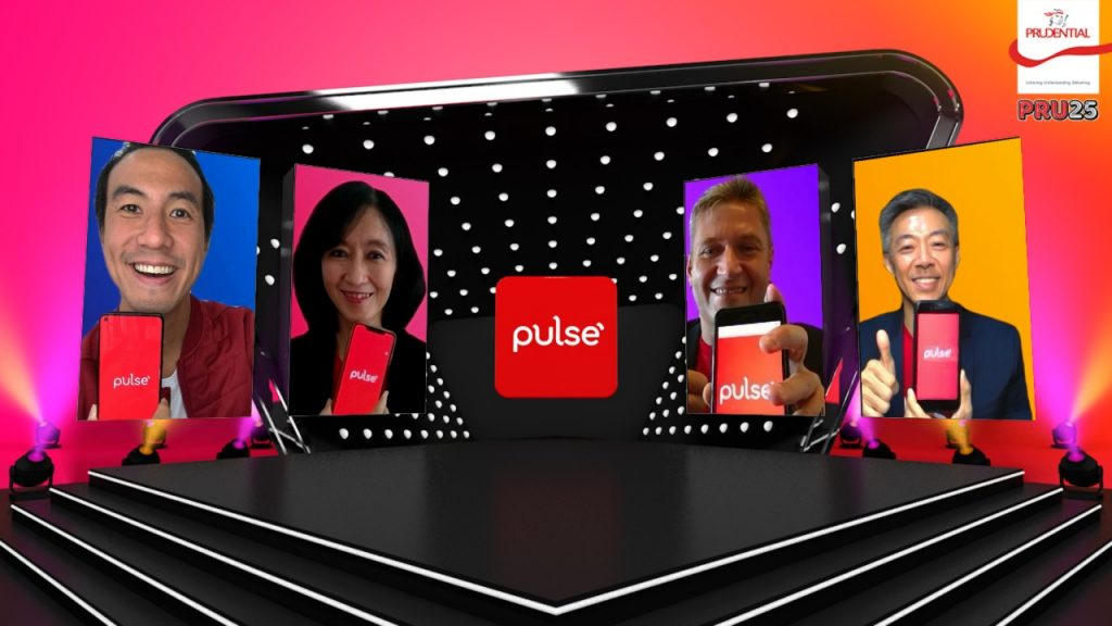 Fitur  Baru Pulse by Prudential